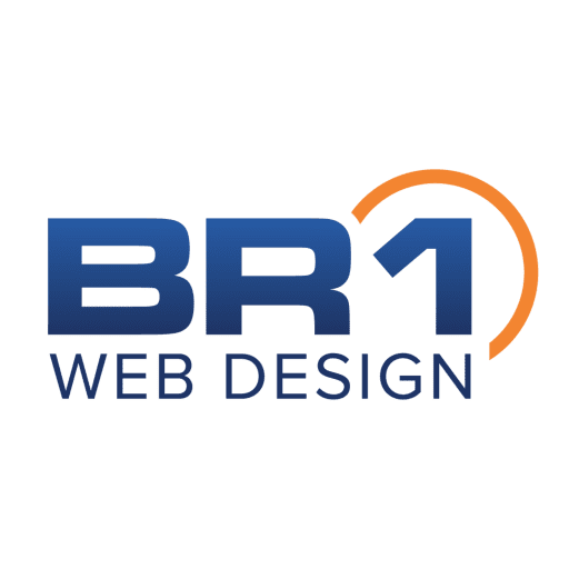 BR1 Web Design Logo