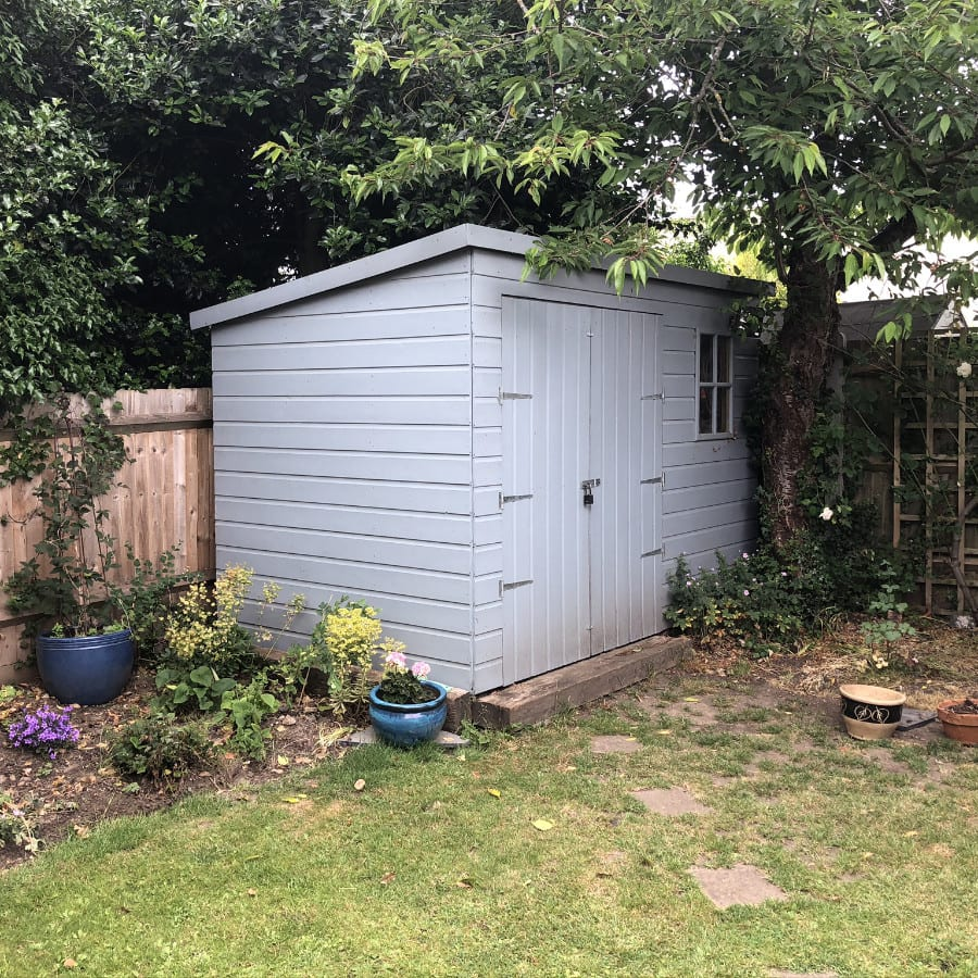 My Shed - GMB Dimensions