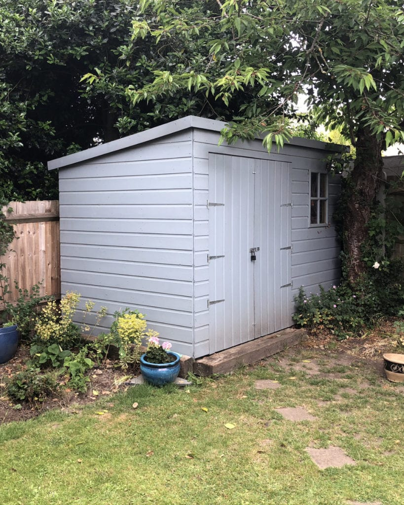 My Shed - Instagram Dimensions