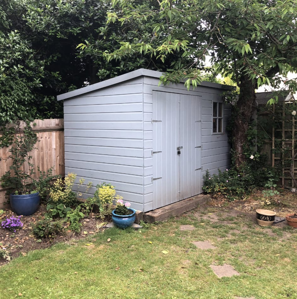 My Shed - Pinterest Dimensions